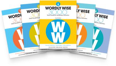 Wordly Wise 3000 - Choosing Homeschool Curriculum